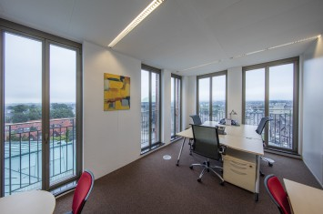 Virtueel kantoor Stationsplein 8, Maastricht