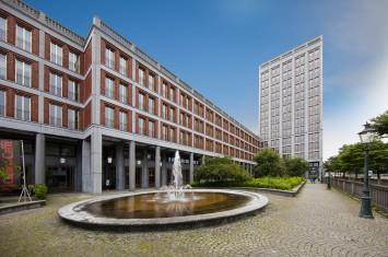 Kantoorruimte Stationsplein 8, Maastricht