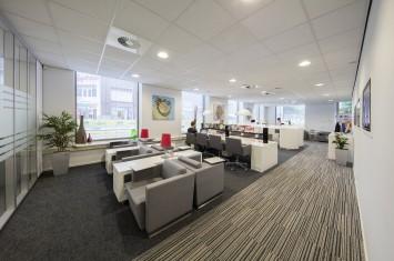 Flexibele kantoorruimte Stationsplein 8, Maastricht