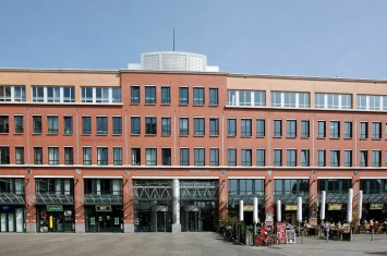 Bedrijfsruimte Stationsplein 91-105, Den Bosch