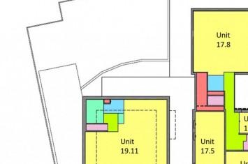 Industrieel kantoor Stationsweg 17-19, Tilburg