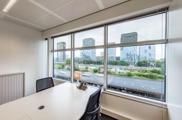 Flexibele kantoorruimte Strawinskylaan 3051, Amsterdam