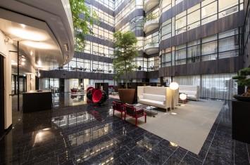 Kantoorruimte Strawinskylaan 3051, Amsterdam