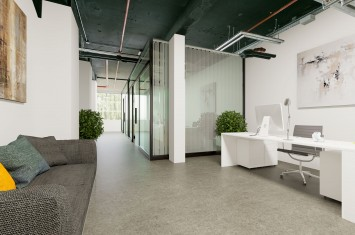 Flexibele kantoorruimte Twenthe-Plein 3-5, Almelo