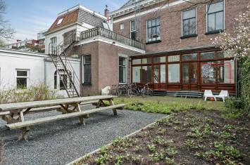 Werkplek Ubbo Emmiussingel 19, Groningen