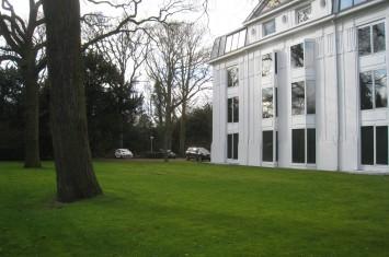 Ingericht kantoor Van der Oudermeulenlaan 1, Wassenaar