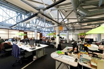 Flexibele kantoorruimte Van Diemenstraat 20-200, Amsterdam