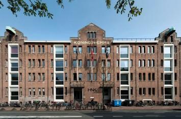 Bedrijfsruimte Van Diemenstraat 20-200, Amsterdam