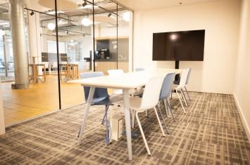 Flexibele bedrijfsruimte Van Nelleweg 1, Rotterdam