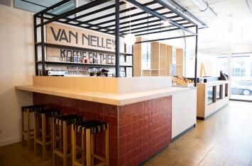 Flexibele kantoorruimte Van Nelleweg 1, Rotterdam