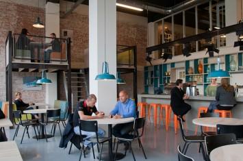Flexibele kantoorruimte Vasteland 78, Rotterdam