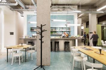 Flexibele kantoorruimte Vijzelstraat 68-78, Amsterdam