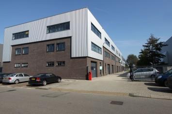 Kantoorruimte Waarderweg 33, Haarlem