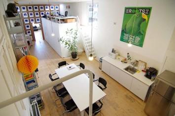 Flexibele kantoorruimte Warmoesstraat 155, Amsterdam
