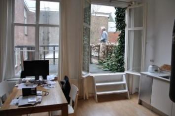 Bedrijfsruimte Warmoesstraat, Amsterdam