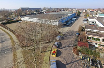 Flexibele werkplek Wattstraat 2, Alblasserdam