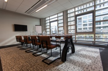 Flexibele kantoorruimte Weena 737, Rotterdam