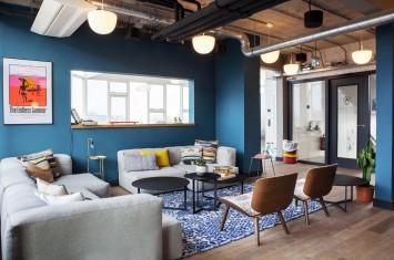 Flexibele kantoorruimte Weesperstraat 61, Amsterdam