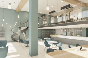 Bedrijfsruimte Westblaak 109, Rotterdam