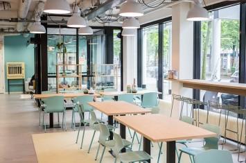 Flexibele werkplek Westblaak 180, Rotterdam
