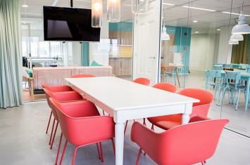 Flexibele kantoorruimte Westblaak 180, Rotterdam