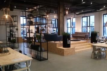 Flexibele kantoorruimte Zekeringstraat 17, Amsterdam