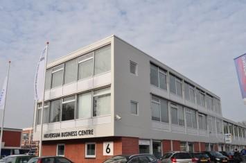 Kantoorruimte Zeverijnstraat 6, Hilversum