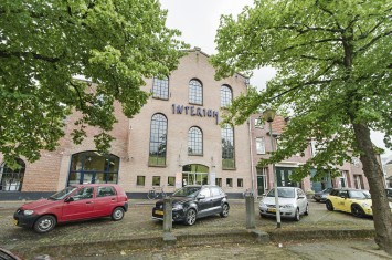Ingericht kantoor Zuidzijde Haven 39a, Bergen op Zoom