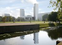 Kantoorruimte: Anna van Buerenplein 48 in Den Haag