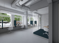 Flexibele kantoorruimte Apollolaan 151, Amsterdam