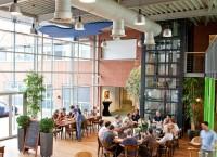 Flexibele kantoorruimte IJsselburcht 3, Arnhem