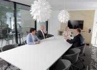Flexibele werkplek Laan van Vredenoord 33, Rijswijk