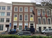 Kantoorruimte: Nassauplein 11 in Den Haag