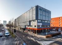 Bedrijfsruimte Spoordreef 20-38, Almere
